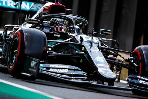 F1   GP Eifel 2020: la gara di Lewis Hamilton (Mercedes), primo al traguardo