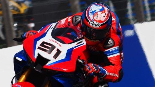 SBK   Leon Haslam continuerà con Honda nel 2021