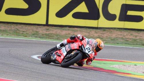 SBK   Michael Ruben Rinaldi nel team ufficiale Ducati per il 2021
