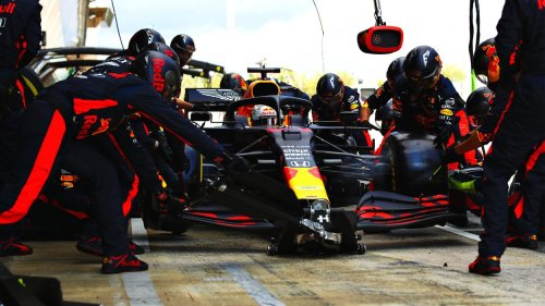 F1   GP Eifel 2020: la gara di Max Verstappen (Red Bull), secondo al traguardo