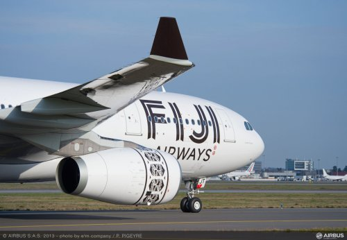 Fiji Airways Delays Repatriation Flight After 'Prayer Garland' Found in Aircraft Engine