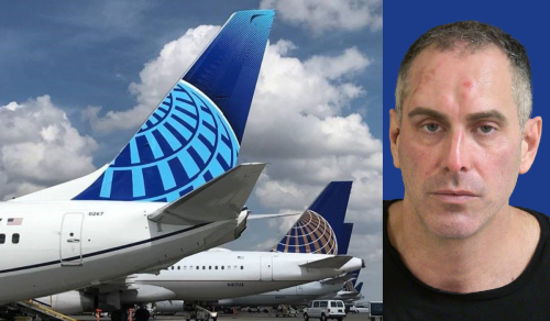 Man Arrested for Allegedly Biting Fellow Passenger's Ear Off On United Airlines Flight to Miami