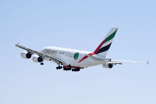 Emirates Operates a Fully Vaccinated Flight - But it Failed to Sell Out