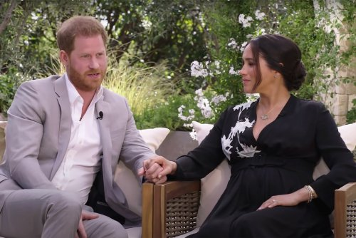 When is Oprah's interview with Meghan and Harry and how to watch