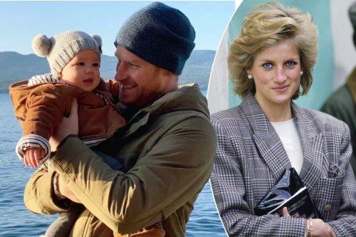 Prince Harry reveals Archie said 'grandma,' has Diana photo in nursery
