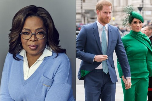 Oprah defends Prince Harry, Meghan Markle: 'Privacy doesn't mean silence'