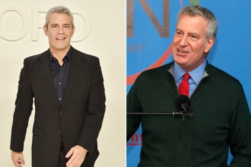 Andy Cohen drunkenly rips Mayor Bill de Blasio