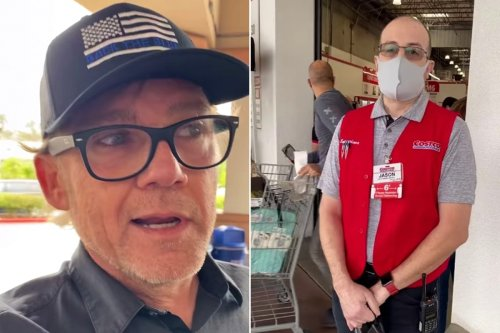 Ricky Schroder harassed Costco worker over mask rule, demanded refund