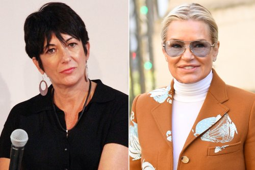Yolanda Hadid denies claims she let Ghislaine Maxwell hide at her Pa. home