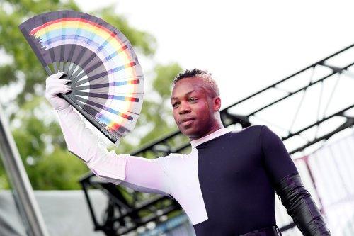 Todrick Hall's summer style essentials are rainbow bright