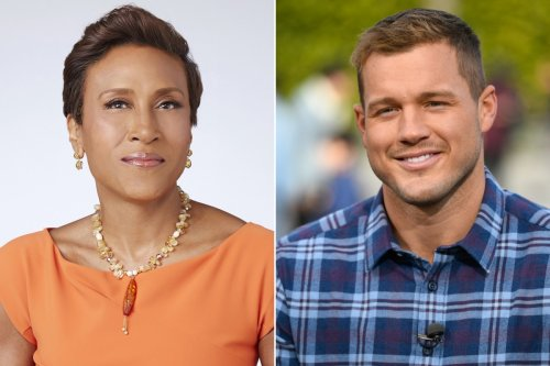 Robin Roberts reflects on her coming-out after Colton Underwood 'GMA' interview