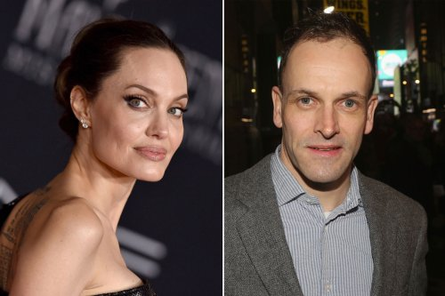 Angelina Jolie reportedly 'reconnecting' with ex-husband Jonny Lee Miller
