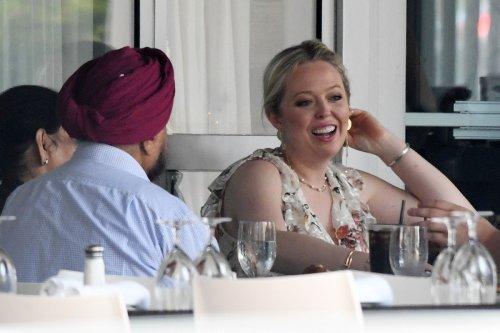 Tiffany Trump, fiancé Michael Boulos lunch amid 'big wedding' planning