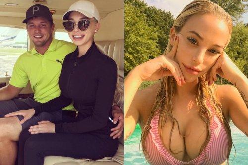 Who is Bryson DeChambeau's girlfriend Sophia Phalen Bertolami?
