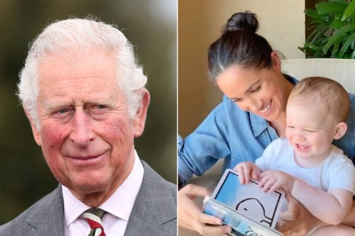 Not in my palace! As king, Charles will not let grandson Archie be prince: report
