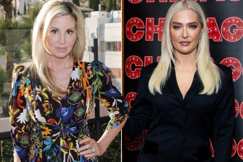 Camille Grammer: I heard Erika Jayne rumors from a 'Housewife' in 2019