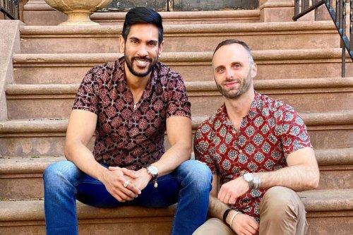 'Family Karma' star Amrit Kapai would televise wedding to help LGBTQ fans