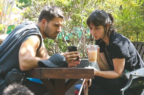 Ana de Armas steps out with buff mystery man in Los Angeles