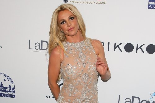 Britney Spears tells concerned fans she's 'extremely happy' and 'totally fine'