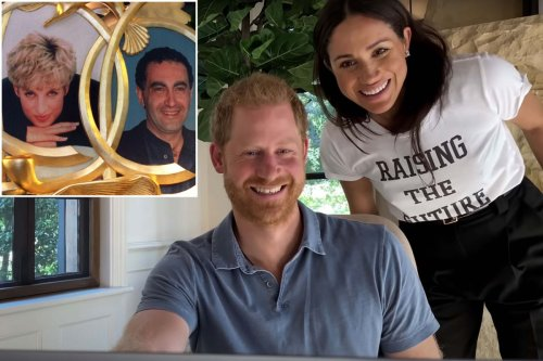 'History repeating': Harry likens relationship with Meghan to Diana and Dodi Fayed's