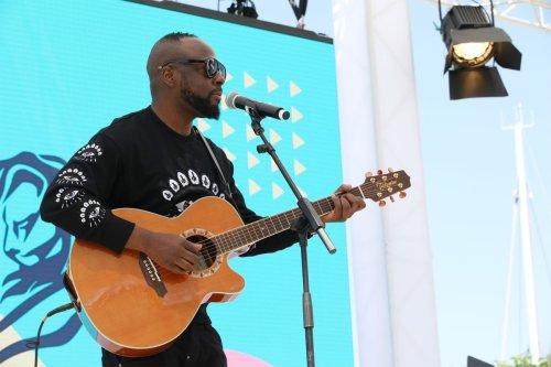 Wyclef Jean performs marathon three-hour set at Hamptons fundraiser