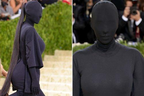 Kim Kardashian's Met Gala ponytail cost $10K
