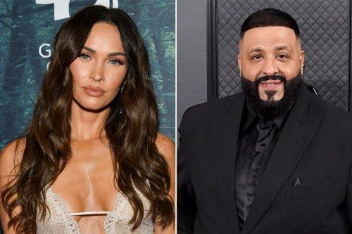 Megan Fox beats DJ Khaled in 'Fortnite' gaming battle