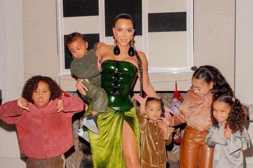 Kim Kardashian's kids made her custom perfumes for Mother's Day