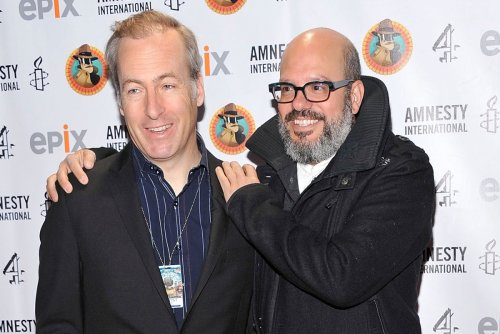 David Cross gives update on comedy partner Bob Odenkirk: 'He's doing great'