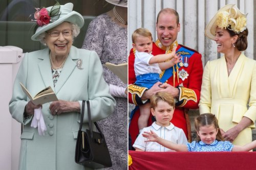 Queen Elizabeth honors Prince William's birthday with family photos