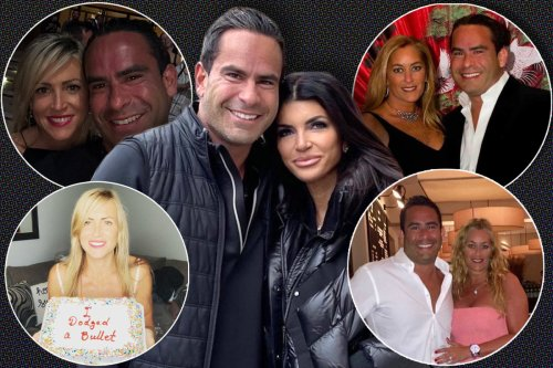 Teresa Giudice's 'sex-obsessed' boyfriend Luis Ruelas has a playboy past