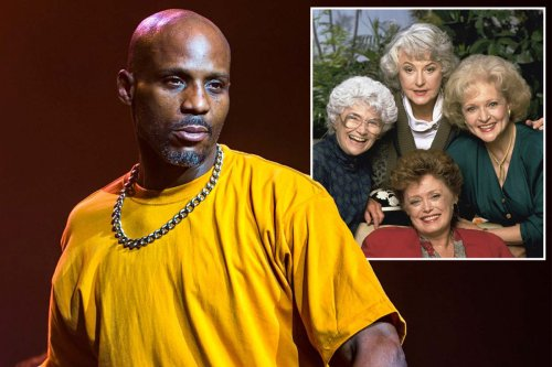 DMX was a fan of 'The Golden Girls,' says Gabrielle Union