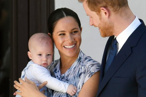 Royals had 'several conversations' about Archie's skin color, expert claims