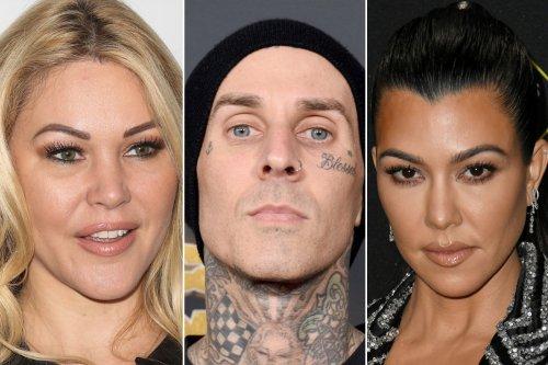 Shanna Moakler jabs at ex Travis Barker's relationship with Kourtney