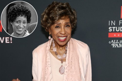 'The Jeffersons' star Marla Gibbs describes herself as 90 going on 30