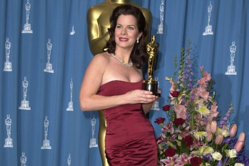 Winning an Oscar was not a financial windfall for Marcia Gay Harden