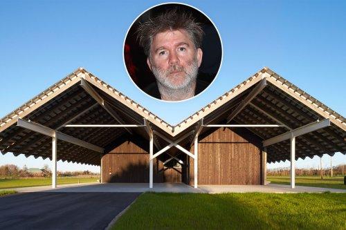 James Murphy DJs the Parrish Art Museum's Midsummer Dance in Water Mill