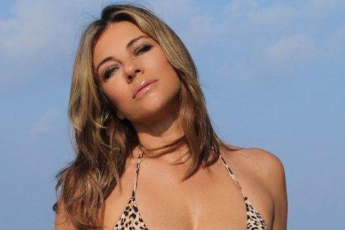 Elizabeth Hurley, 55, shows off her 'favorite bikini' on Instagram
