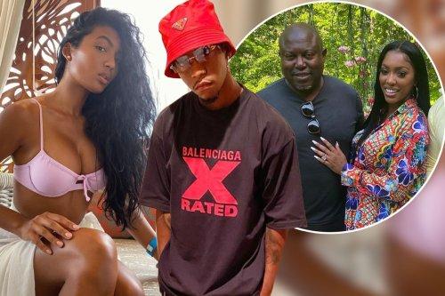 Falynn Guobadia's alleged ex-lover speaks out amid Simon, Porsha Williams drama