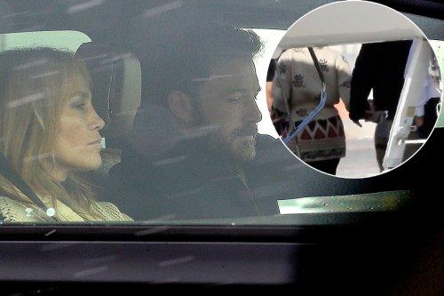 Inside Ben Affleck and Jennifer Lopez's Montana getaway