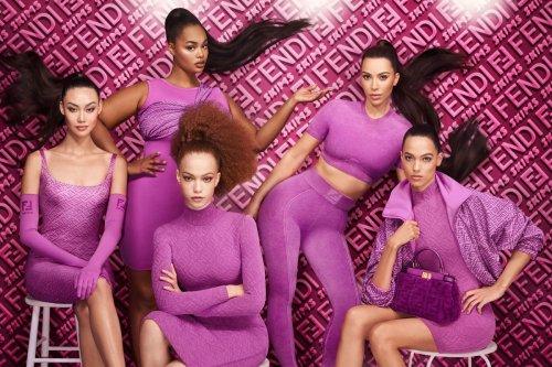 Kim Kardashian's Skims brand collaborating with Fendi