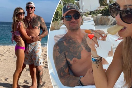 Christina Haack posts and deletes another ring pic with Joshua Hall