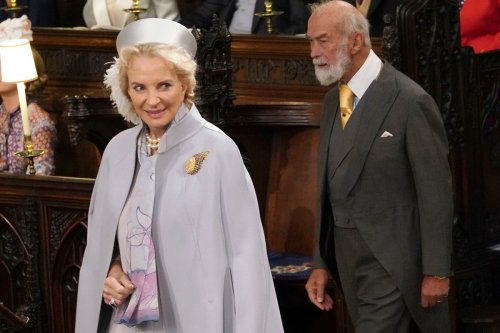 Royal family member Princess Michael of Kent battling blood clots after COVID vaccine
