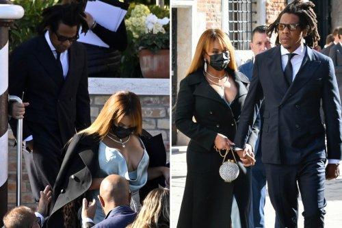 Beyoncé and Jay-Z attend Alexandre Arnault's second wedding