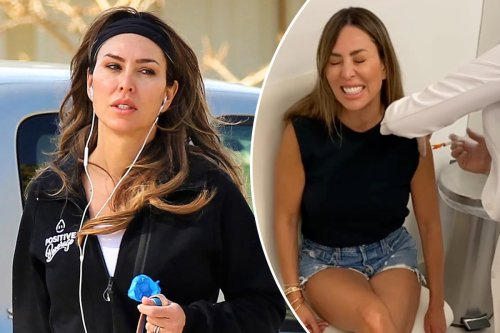 Kelly Dodd explains why she 'regrets' getting the COVID-19 vaccine