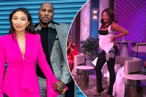 Jeannie Mai reveals pregnancy after saying she didn't want children