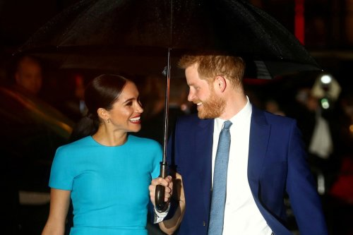 Prince Harry and Meghan Markle once met up 'incognito' at supermarket