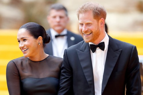 Emmys reportedly trying to book Prince Harry, Meghan Markle's Hollywood debut