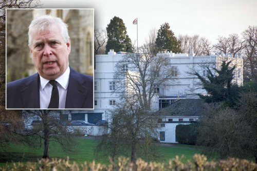 Obsessed woman gets into Prince Andrew's home by pretending to be date