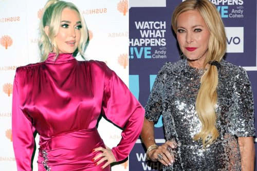 Erika Jayne: Sutton Stracke 'should be threatened' over Tom Girardi comments